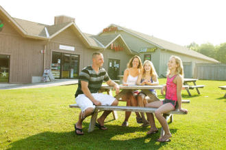 Sauble Beach Resort Camp - Sauble Beach Ontario